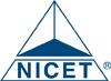 NICET Triangle Logo 7462