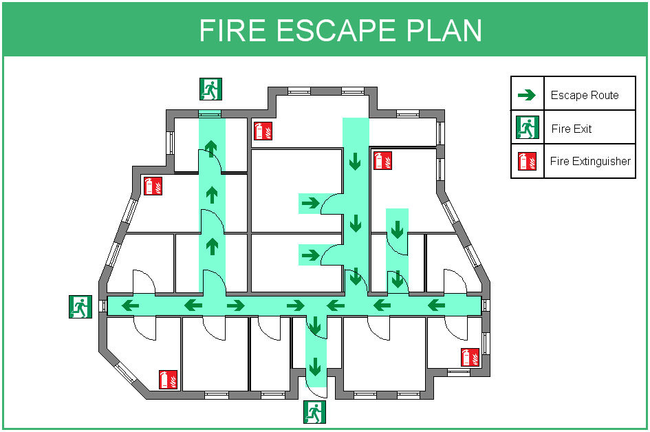 Escape Plan Room