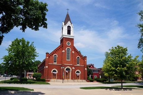 Church in Illinois