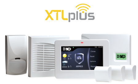 DMP XTL Plus Home Security System