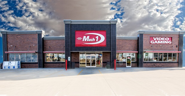 Mach 1 Convenience Store in Southern Illinois