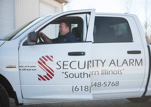 Security Alarm Service Area