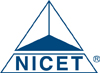NICET Triangle Logo 7462