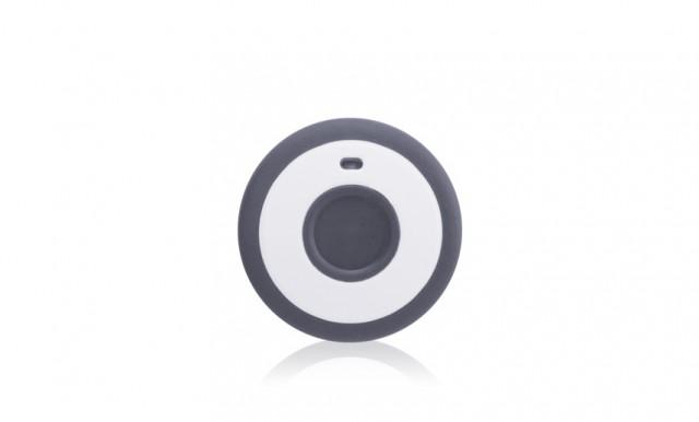Wearable panic button