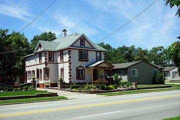Home in Herrin, Illinois