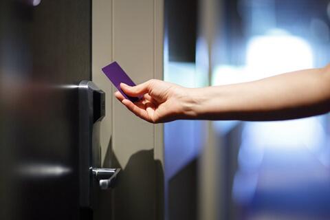 Access Control System Keycard
